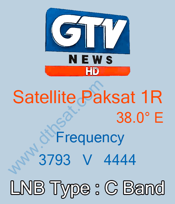 G-TV-Frequency