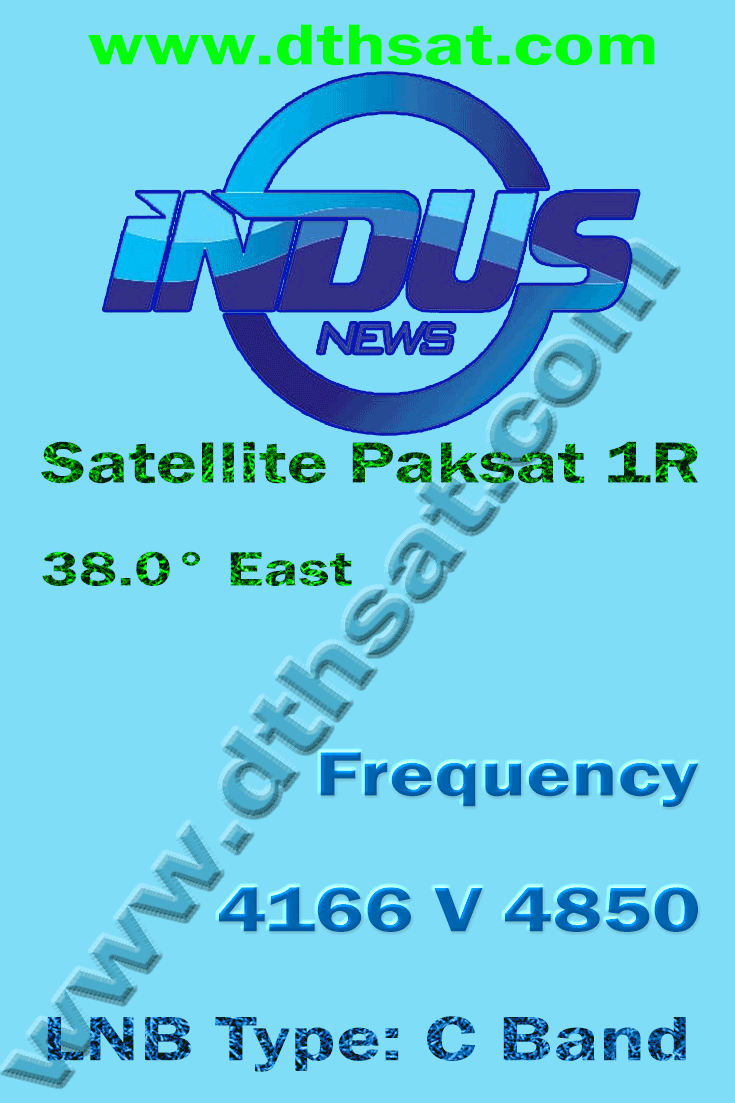 Indus-News-Frequency