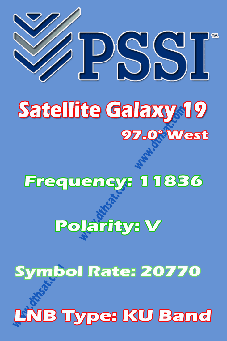 PSSI-International-Frequency