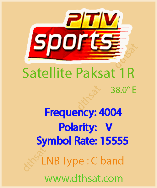 PTV-Sports-Frequency