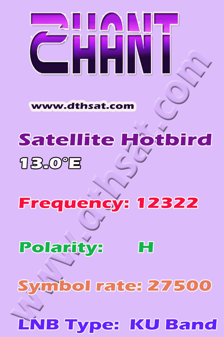 Shant-TV-Frequency