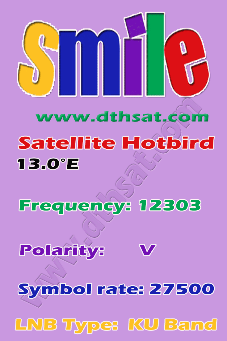 Smile-TV-Frequency