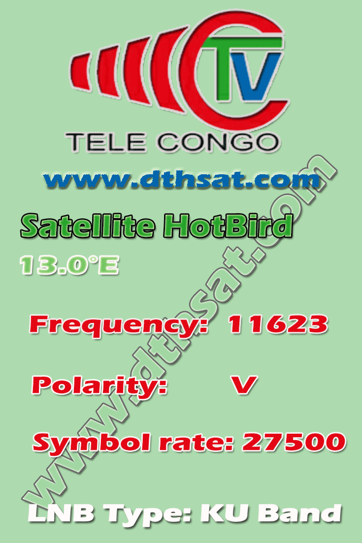 Tele-Congo-Frequency