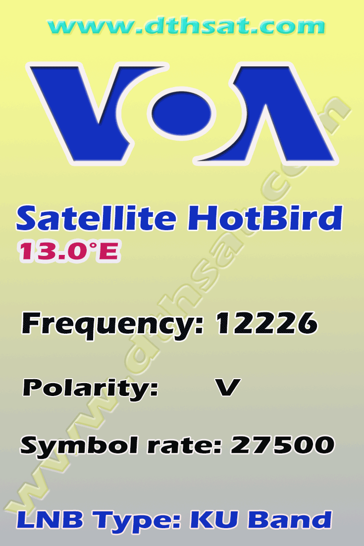 VOA-Frequency