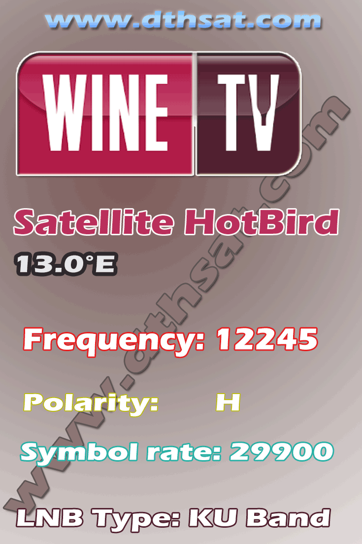 Wine-TV-Frequency